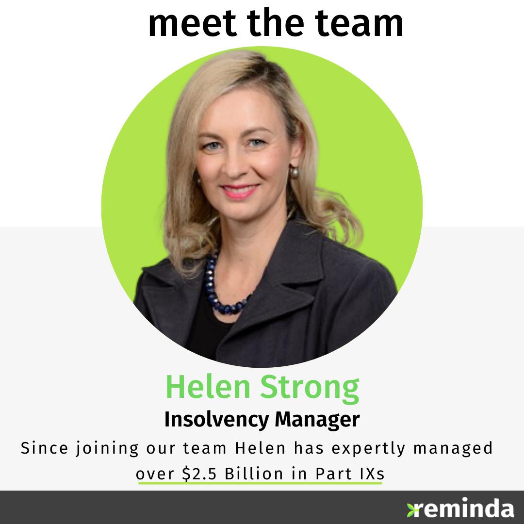 Meet the Team - Helen